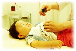 小児の鍼灸治療~乳児から小学生まで