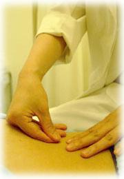 少ない鍼での治療